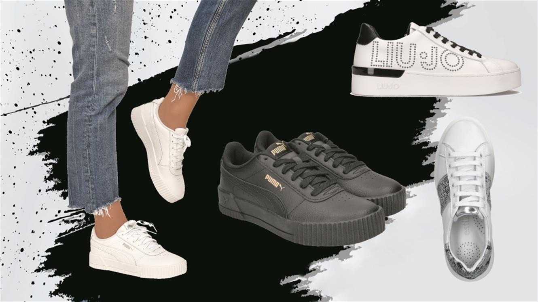 Črno-beli trendi jesenskih superg