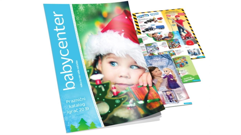 Baby Center: Praznični katalog igrač