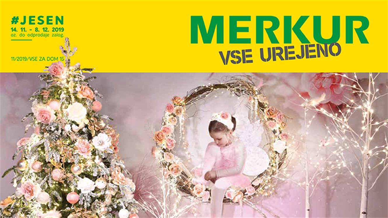 Merkur: Za praznike vredne občudovanja