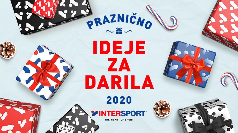 Intersport: praznične ideje po ugodnih cenah
