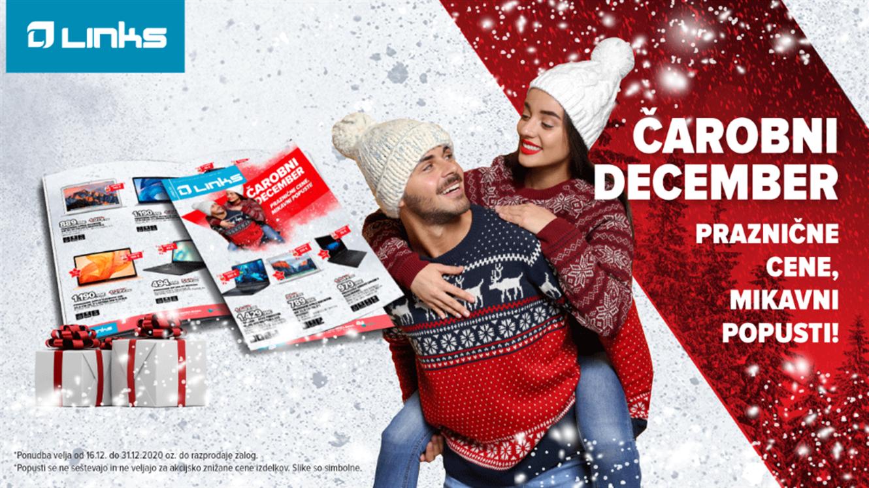 Links: katalog Čarobni december