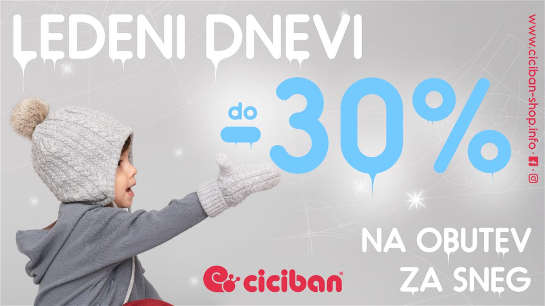 Ciciban: Ledeni dnevi