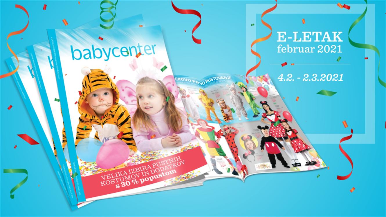 Baby Center: februarske akcije