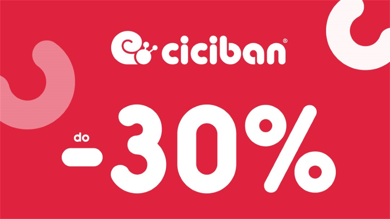Ciciban: do - 30 % na zaprto obutev