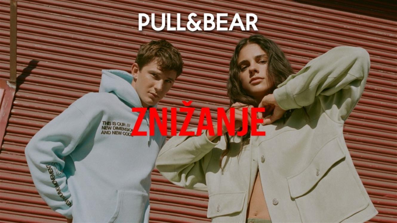 Pull&Bear: Sezonsko znižanje