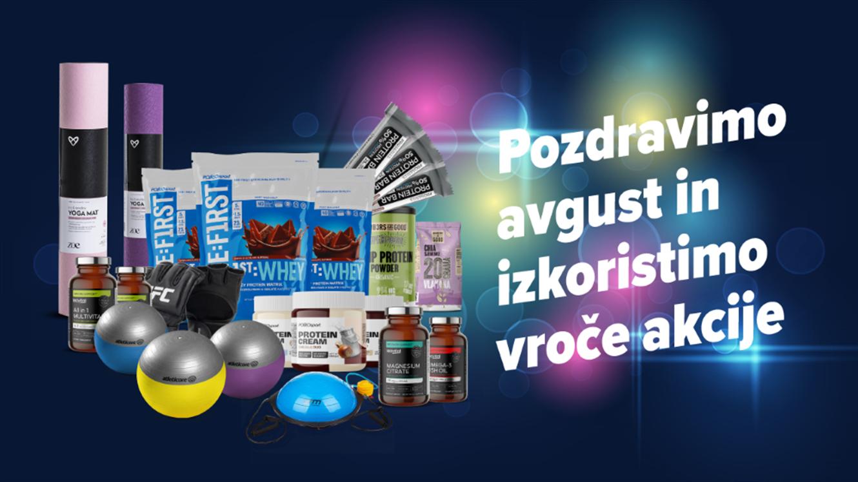 Polleo Sport: mesečne akcije