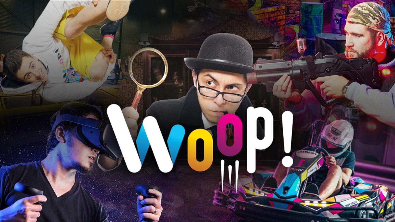 WOOP: Do 30 % več za BON21