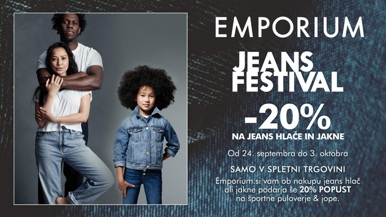 Emporium: Jeans festival
