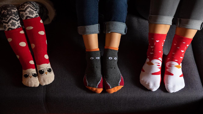 MANA: 2=3 perilo, nogavice in pižame