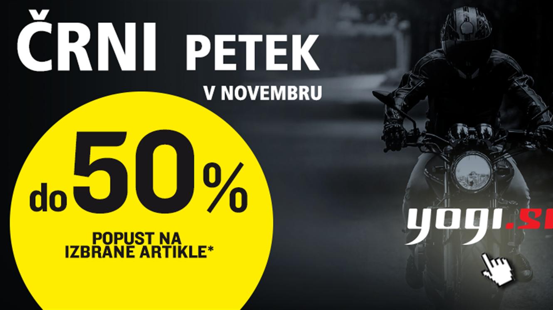Yogi.si: črni petek pri #motosvetovalcih