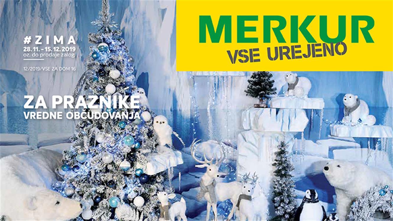 Merkur: nov akcijski katalog Home