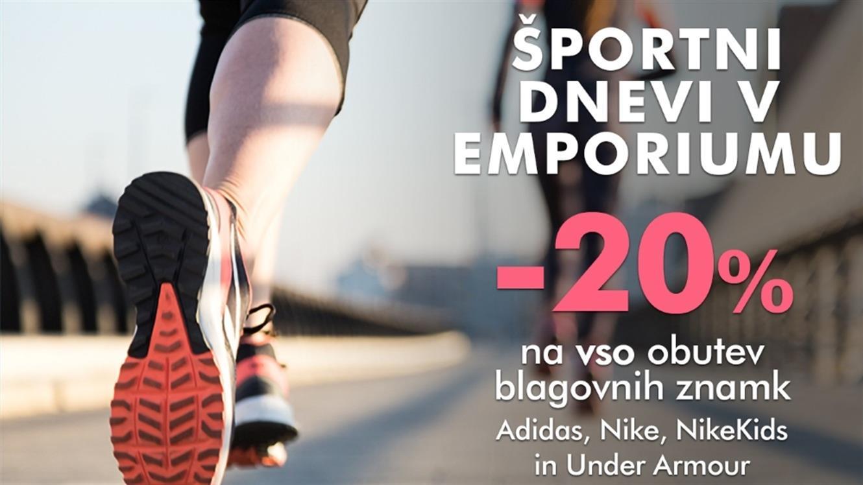 Športni dnevi v Emporiumu