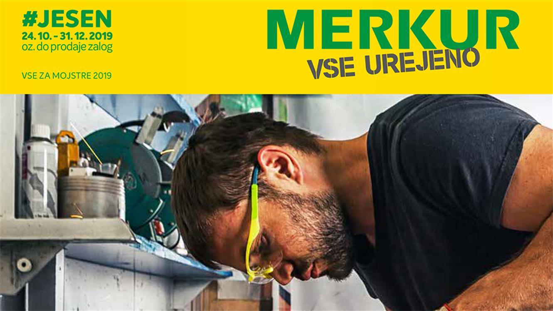 Merkurjev akcijski katalog: Stroji in orodje