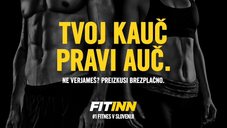 Brezplačen trening v FITINNu