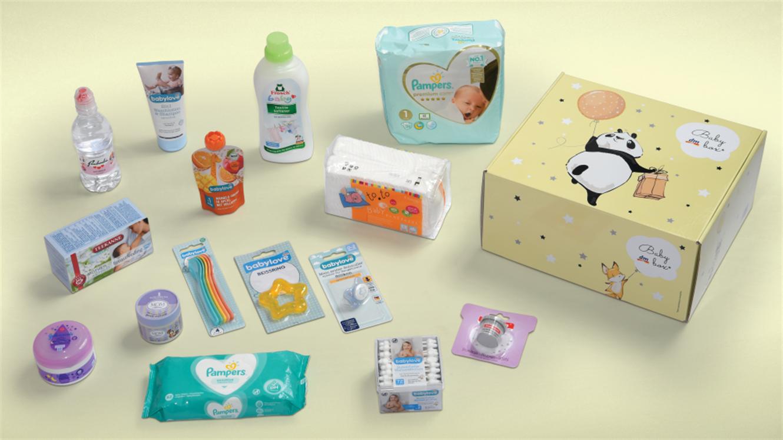 """Prenovljen dm """"Baby box"""" – Paket dobrodošlice za bodoče in novopečene starše"""