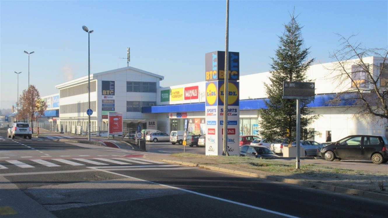 Večina ponudnikov v BTC City Novo mesto do nadaljnjega zaprtih