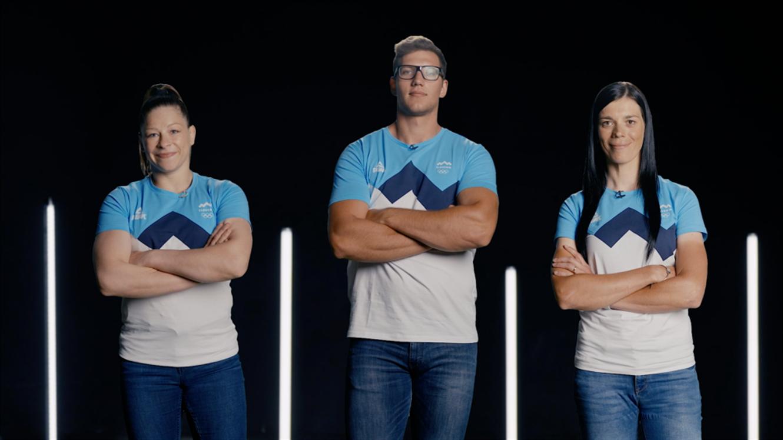 VIDEO: Otroci sprašujejo olimpijce