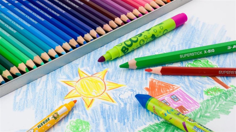 Dobrodelna akcija: Z barvicami do nasmeha