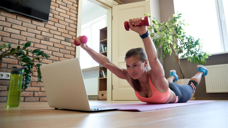 Fitnes klinika predstavlja virtualno telovadnico