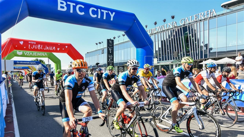 Gremo na kolo: Maraton Franja BTC City letos v jubilejni, 40. izvedbi