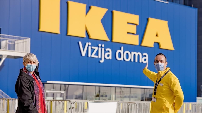 Ikea: dobrodošla v BTC Cityju Ljubljana!