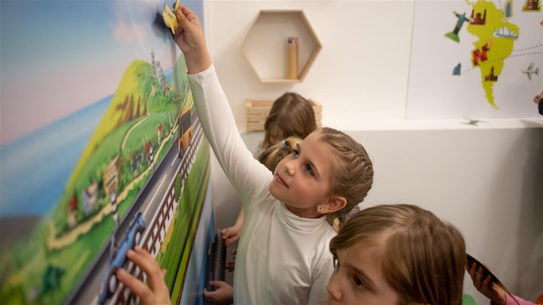 Izobraževalne in zabavne delavnice v Minicityju