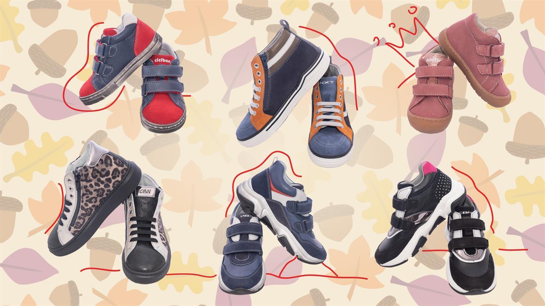 Otroški jesenski čevlji