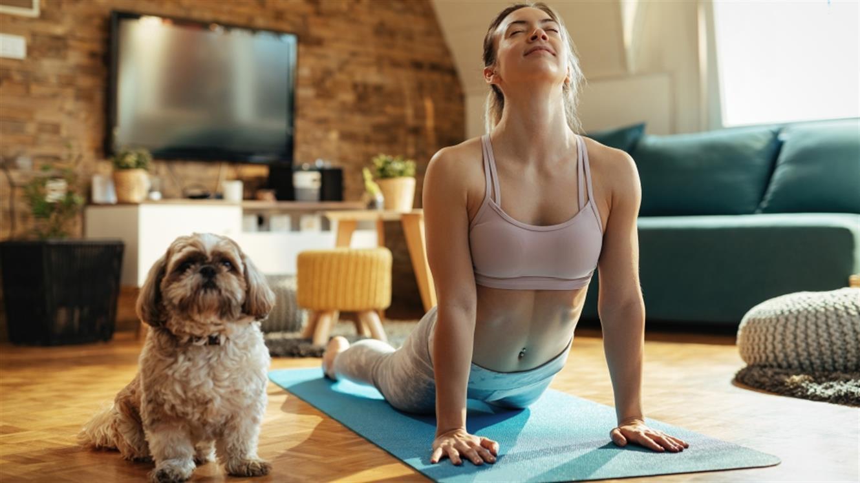 Kako začeti z vadbo joge doma?