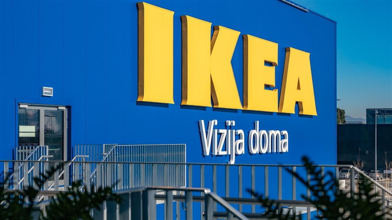 IKEA znova odprta!