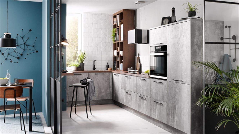 Kako se spopasti z malo prostora v kuhinji?