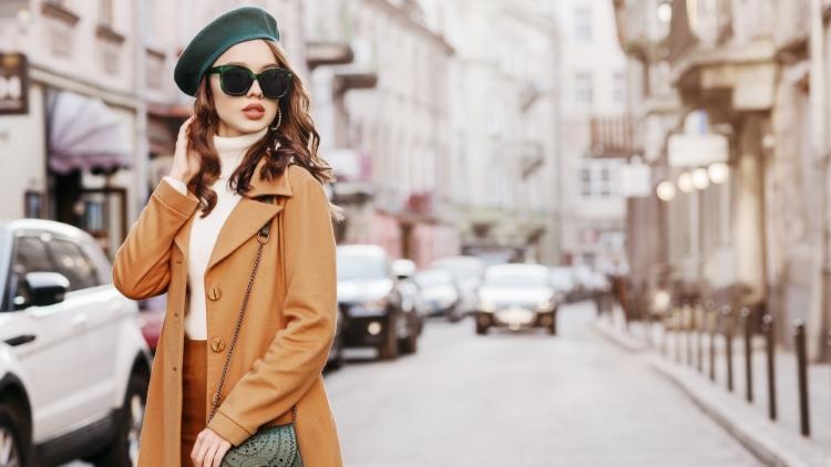 Kamel je obvezna barva zimske modne sezone
