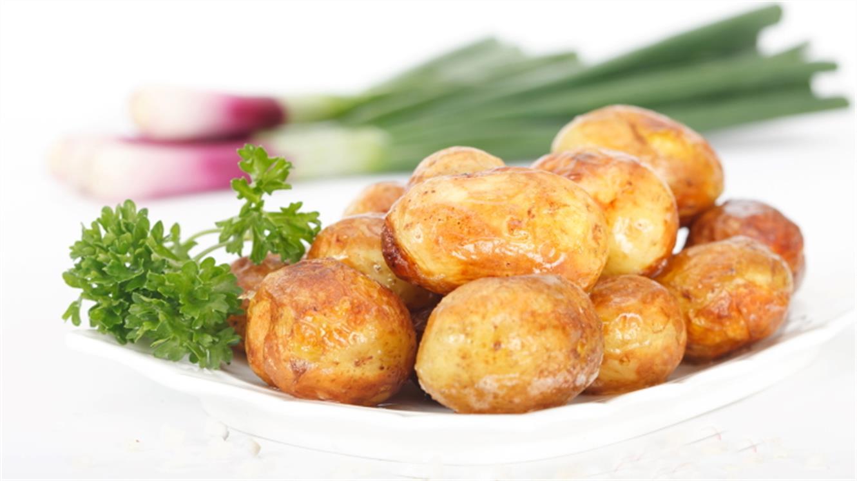 Krompir z domačega vrta