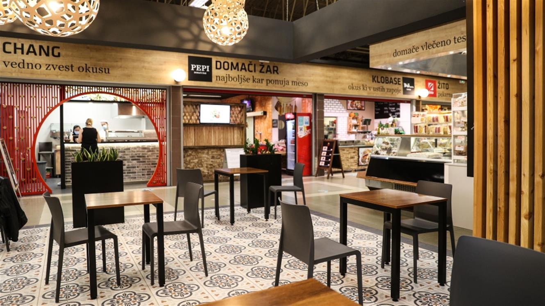 Kulinarične novosti na Tržnici BTC City