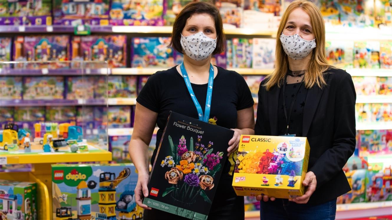 Lego kocke: vsestranske igrače, ki omogočajo igro brez meja