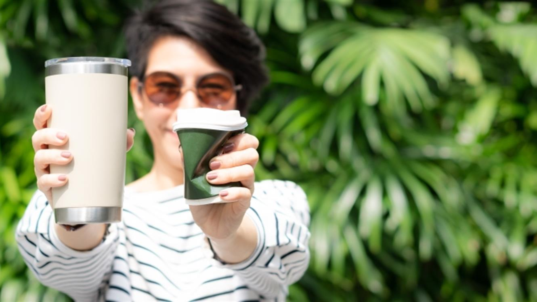 Marčevski izziv – ravnajmo trajnostno tudi pri izbiri kavnega lončka