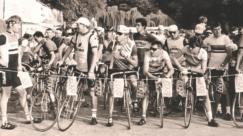 Maraton Franja: Skozi zgodovino