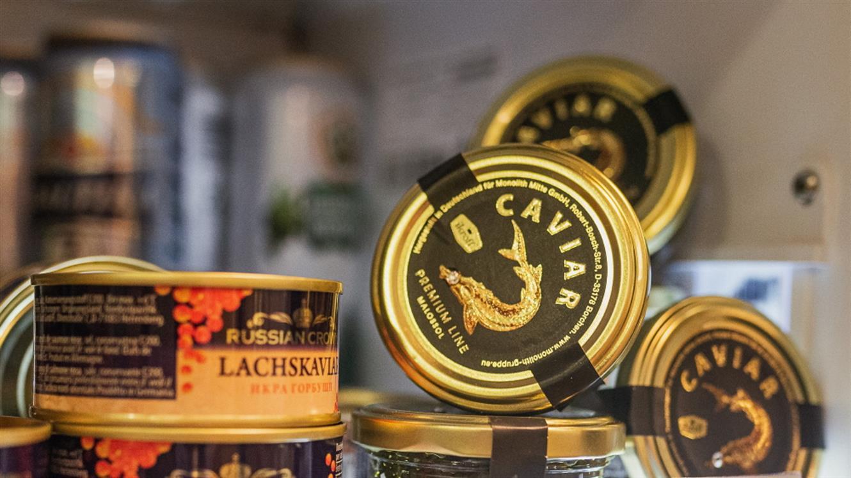 Mixmarkt nagradna igra: osvojite delikateso - kaviar