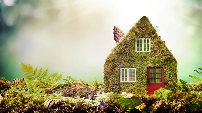 Naj se vaš dom spoprijatelji z okoljem