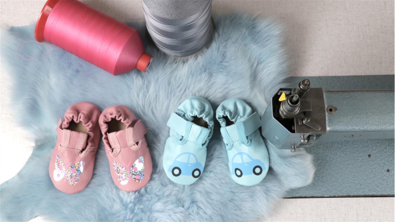 Nakup otroške obutve: Nasveti pri izbiri copat za vašega malčka