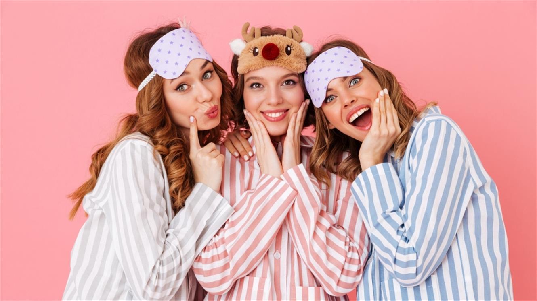 Namesto klasične zabave … pižama parti!