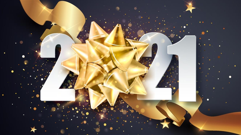 Zdravo, srečno, veselo 2021!