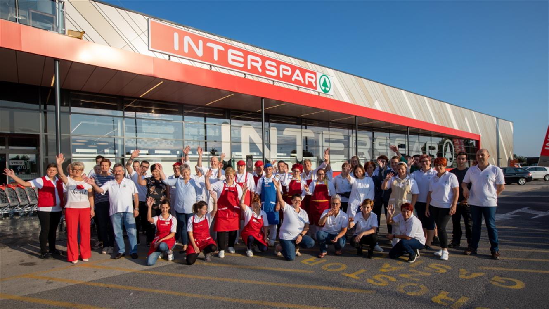 Novo: Odkrijte prenovljeni Megamarket Interspar Murska Sobota