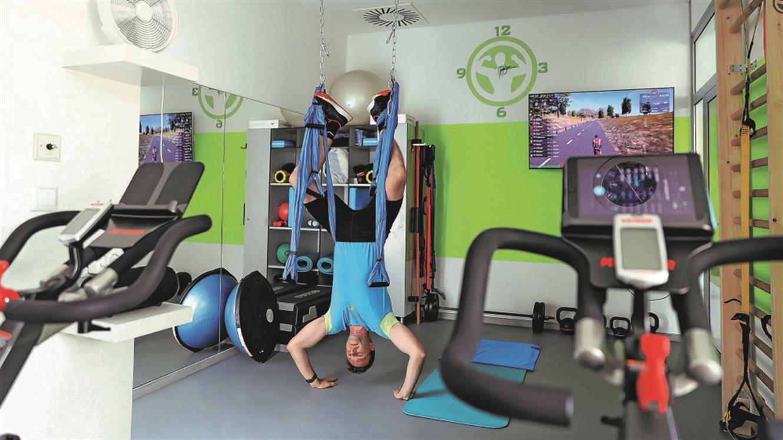 Novo v ŠC Millenium: Kineziološka soba za individualno vadbo