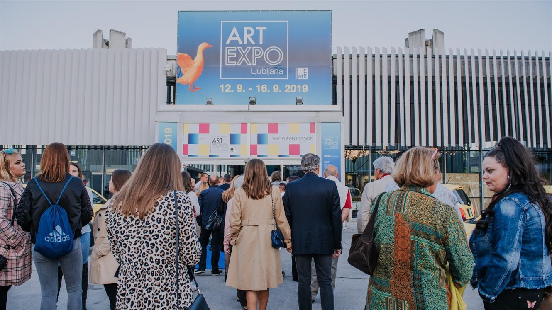 2. ART Expo Ljubljana, tudi v BTC Cityju
