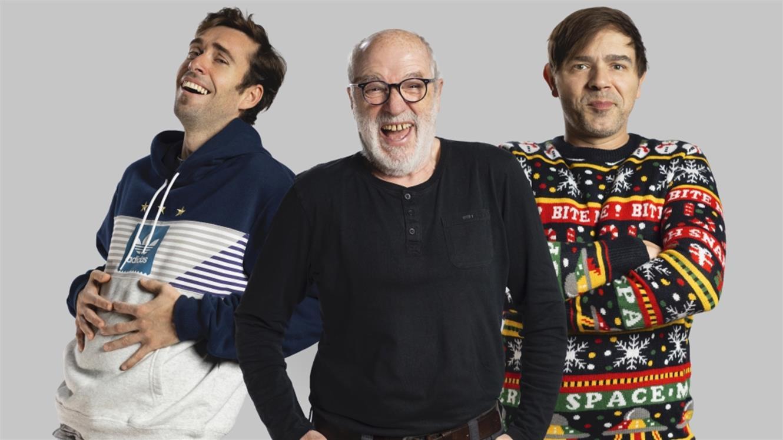 Optimisti: prva spletna komedija v živo!