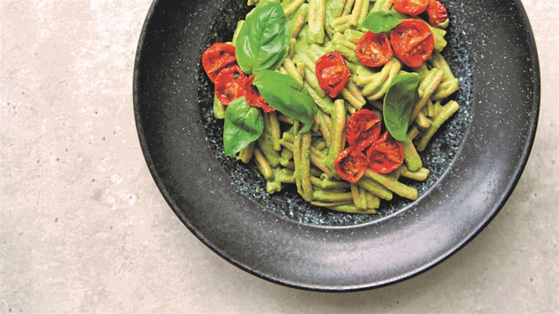 Osvežilne veganske jedi po receptih Barbarelle