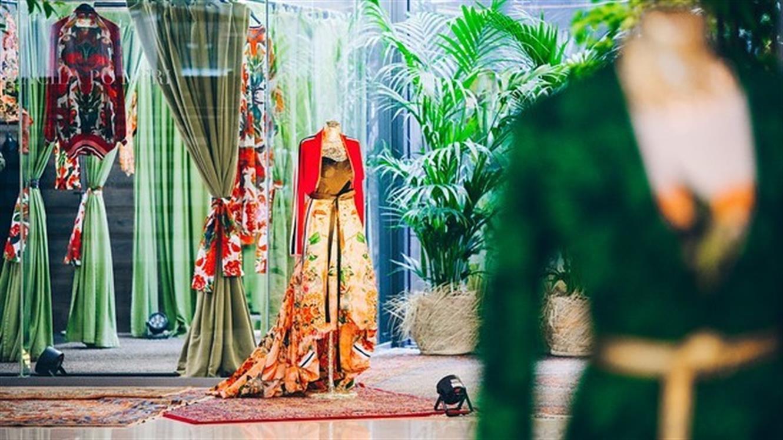 Otvoritev razstavnega salona luksuzne, trajnostne in živalim prijazne mode Benedetti Life