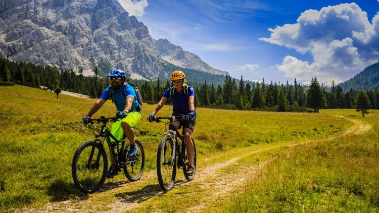 Pobeg s kolesom v naravo