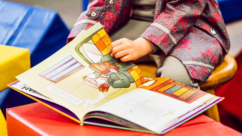 Poletno branje za otroke in mladino