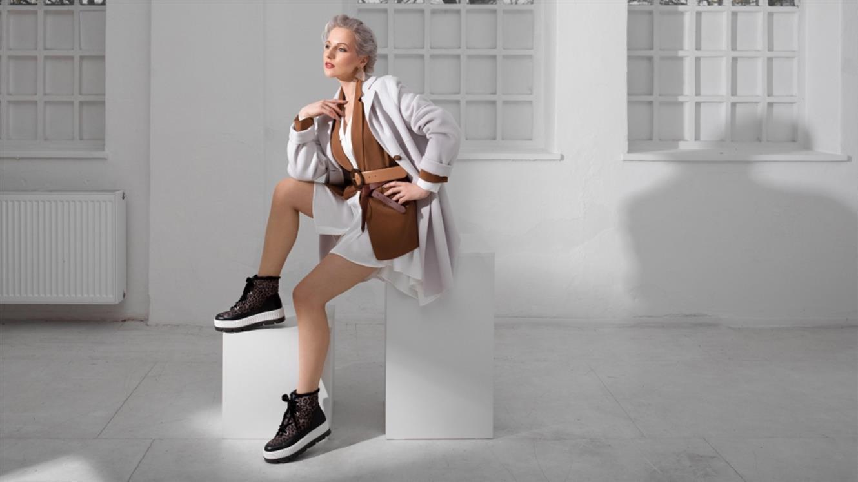 Premierna kolekcija modne obutve Peter Kozina v prodajalnah Alpina